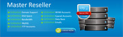 Unlimited Master Reseller Hosting