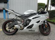 Yamaha YZF R6 sport bike 2010 model