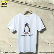 Best Custom T Shirt Printing Online India @ Beyoung