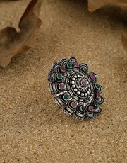 Shop Black Metal Jewellery at the Best Price by Anuradha Art Jewellery
