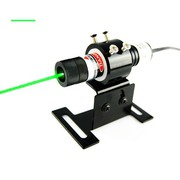 30mW 515nm Forest Green Line Laser Alignment Review