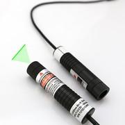 Separate Crystal Lens 520nm 10mW Green Line Laser Module
