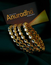 Buy Latest Bangles Set Online at Best Price by Anuradha Art Jewellery