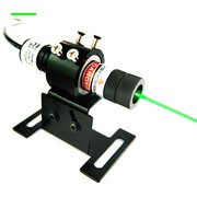 Adjusted Fineness 532nm 50mW Green Line Laser Alignment