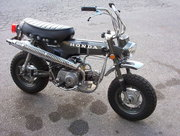 Dream 100F Mini Dirt Bike for sale